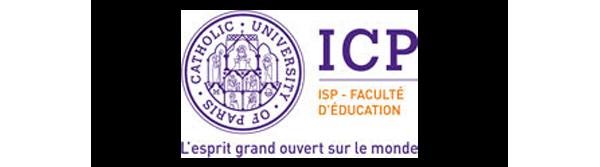 unires - rattachement ISP - Faculté d'éducation, ICP, Paris