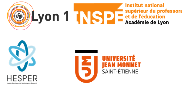 unires - rattachement Université Lyon 1, Université Jean-Monnet Saint Etienne